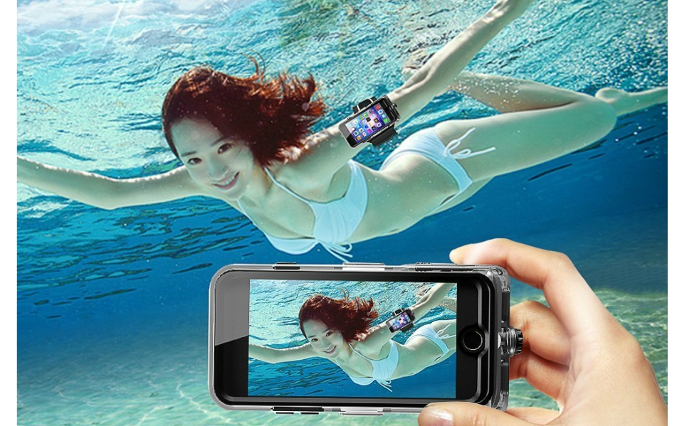 This Waterproof Case Can Turn Your