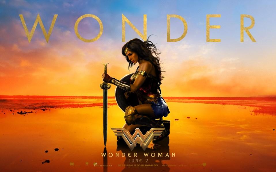 Guarantee Good Seats to Wonder Woman