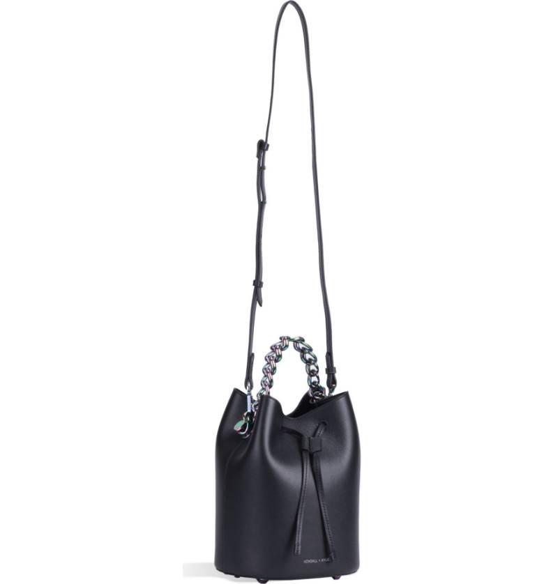 Kendall +Kylie Bucket Bag