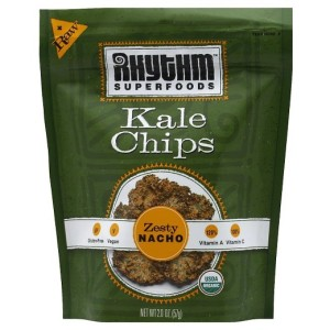 kale chips Rhythm Superfoods