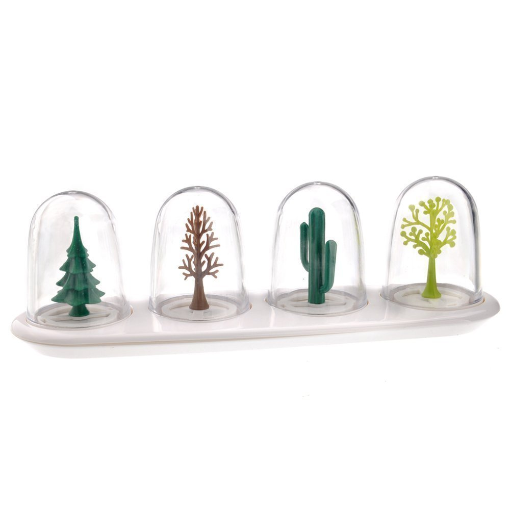 four seasons salt and pepper shakers