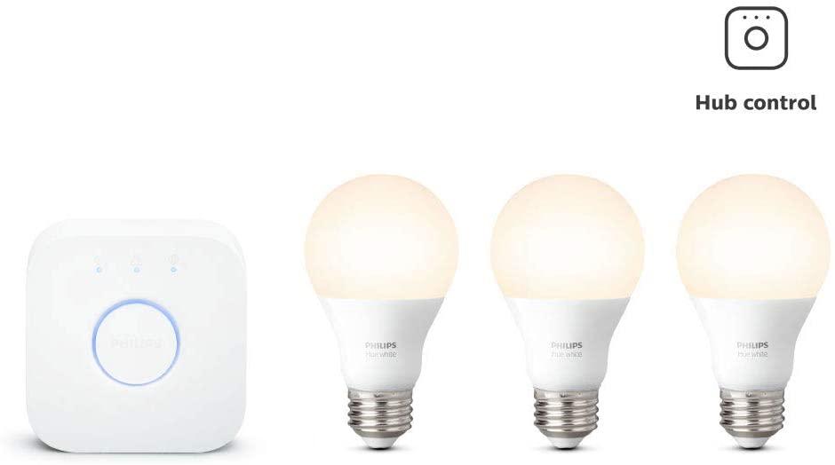 smart light bulbs white kit