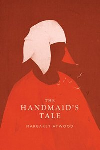 A Handmaid's Tale book