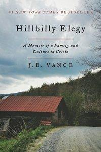 Hillbilly Elegy book