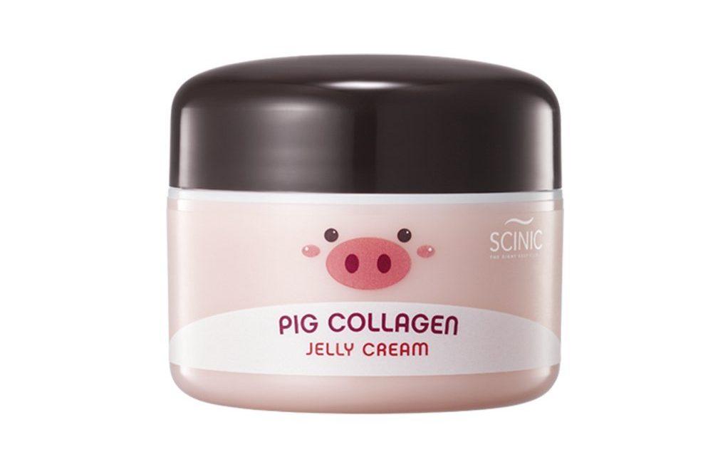 Pig Jelly Cream