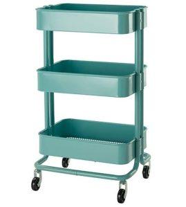 Cosmetics Rolling Cart