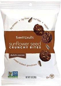 sunflower seed somersaults