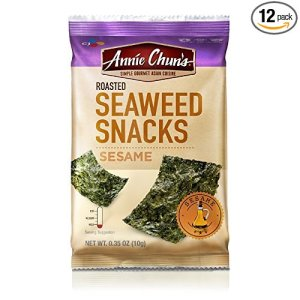 seaweed snacks annie chuns