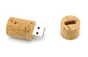 cork usb key