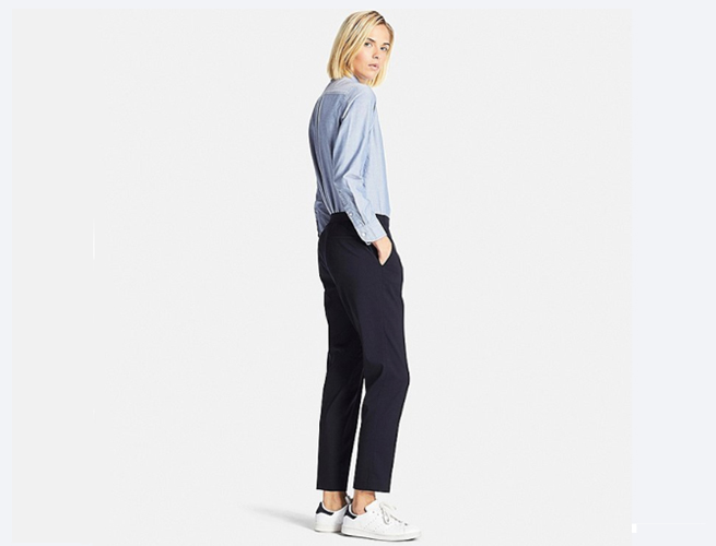 Uniqlo Smart Style Ankle Length Pant