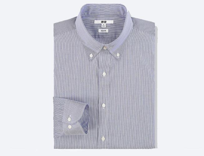 Uniqlo Easy Care Dress Shirt