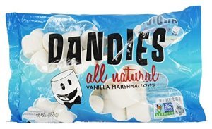 marshmallows dandies