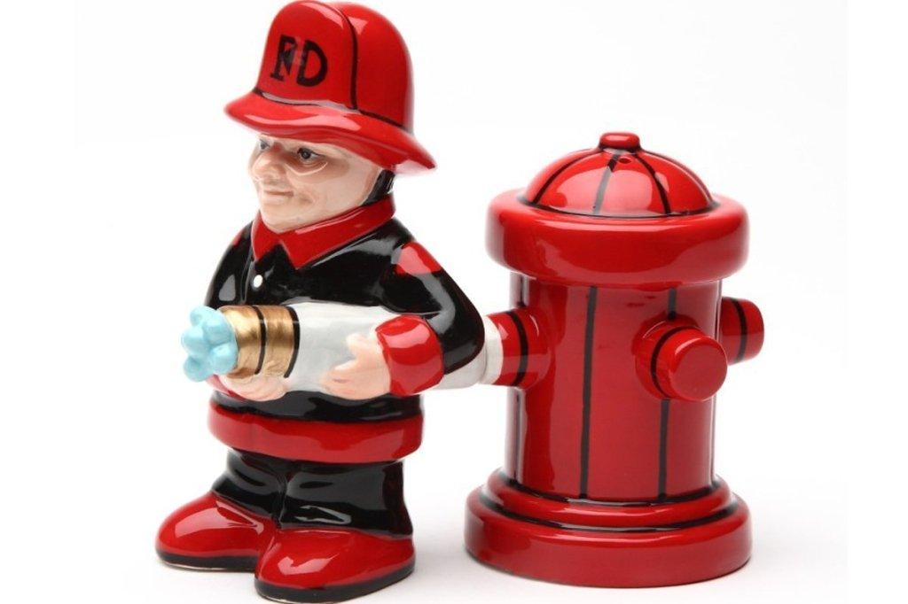 fireman shakers