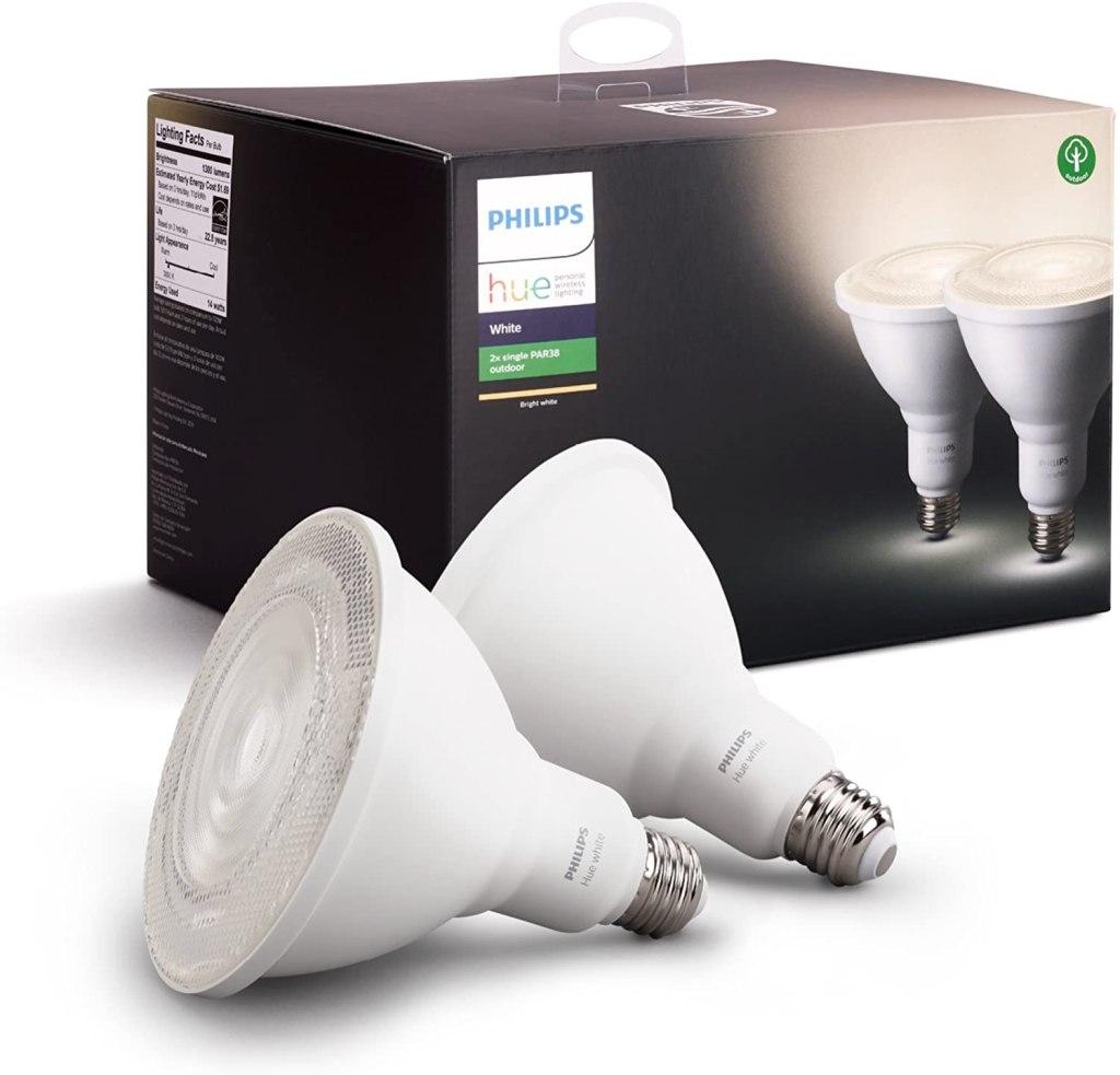 smart lights outdoor