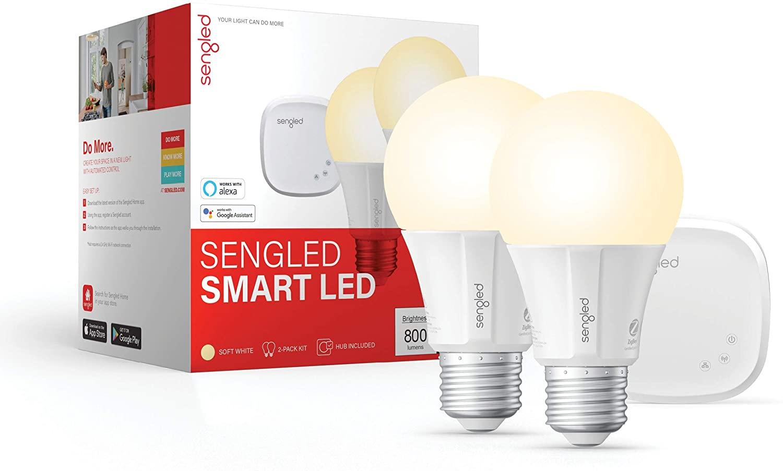 smart light bulb kit