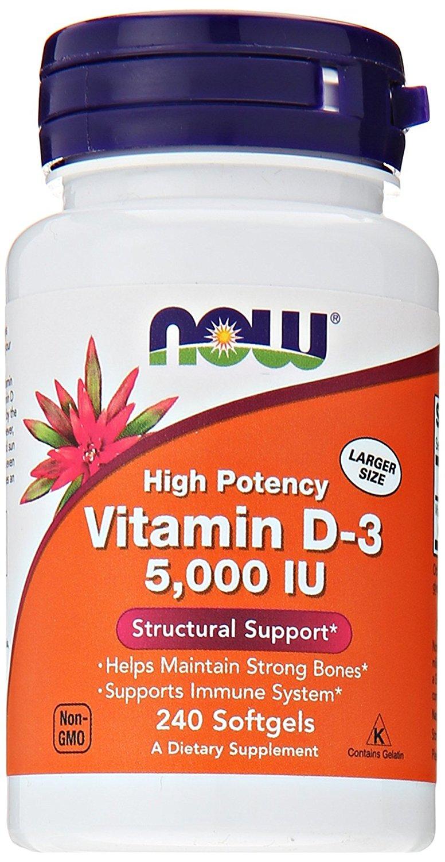 Vitamin D-3 Supplement