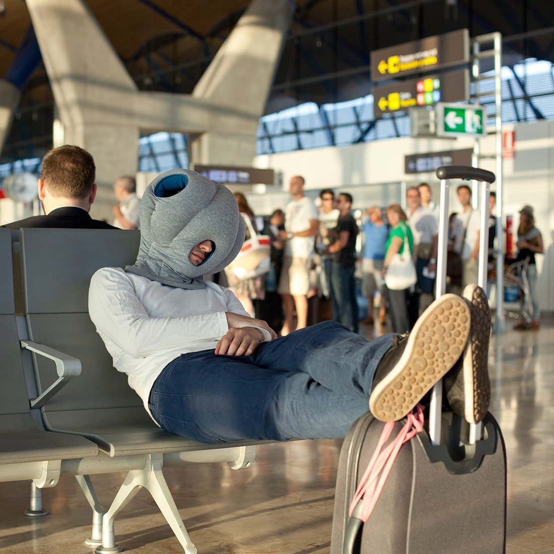 original ostrich pillow