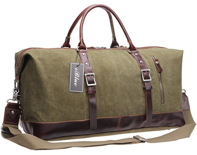 canvas carryon bag