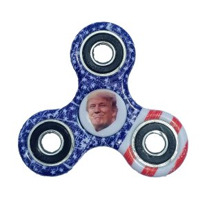 donald trump fidget spinner