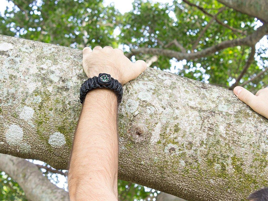 Best Paracord Survival Bracelets