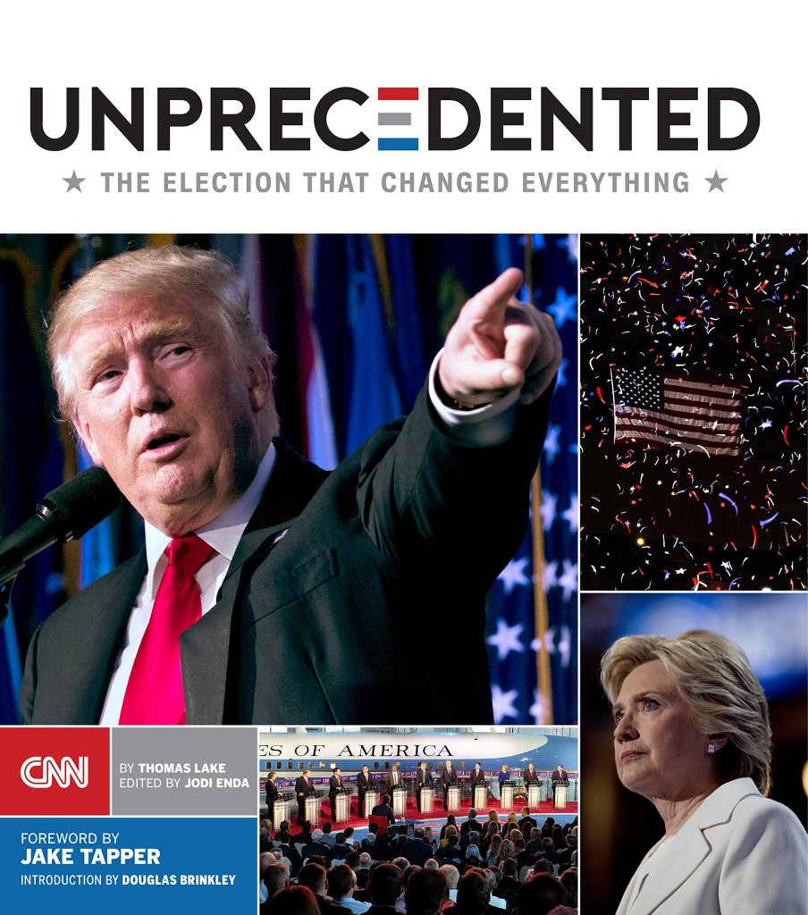 unprecedented book donald trump