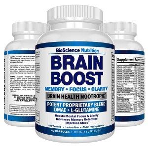 Brain Boost Supplement