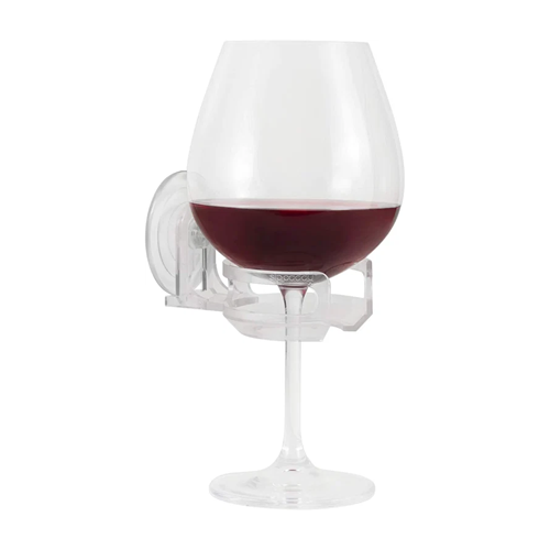 Gifts for wine lovers - SipCaddy Bath & Shower Portable Cupholder Caddy