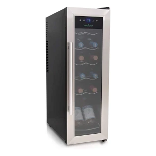 Gifts for wine lovers - Wine Cooler Refrigerator by NutriChef