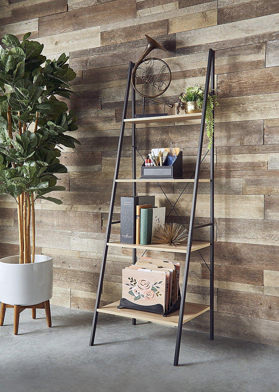 Modern Standing Bookshelf