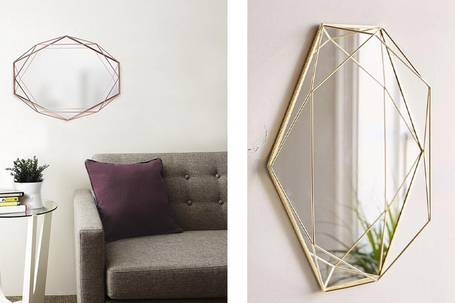Prism Wall Mirror Amazon