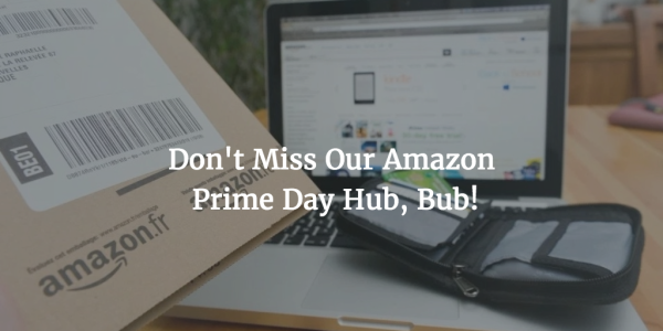 Amazon Prime Day deals hub page