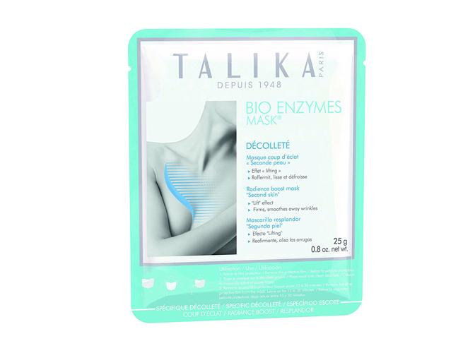 Anti-aging neck mask Talika