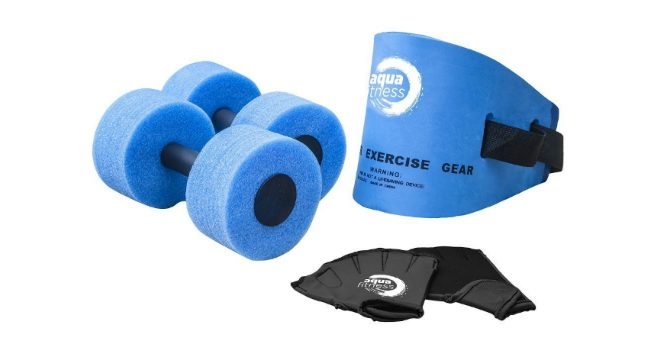 6-Piece Aqua Fitness Set