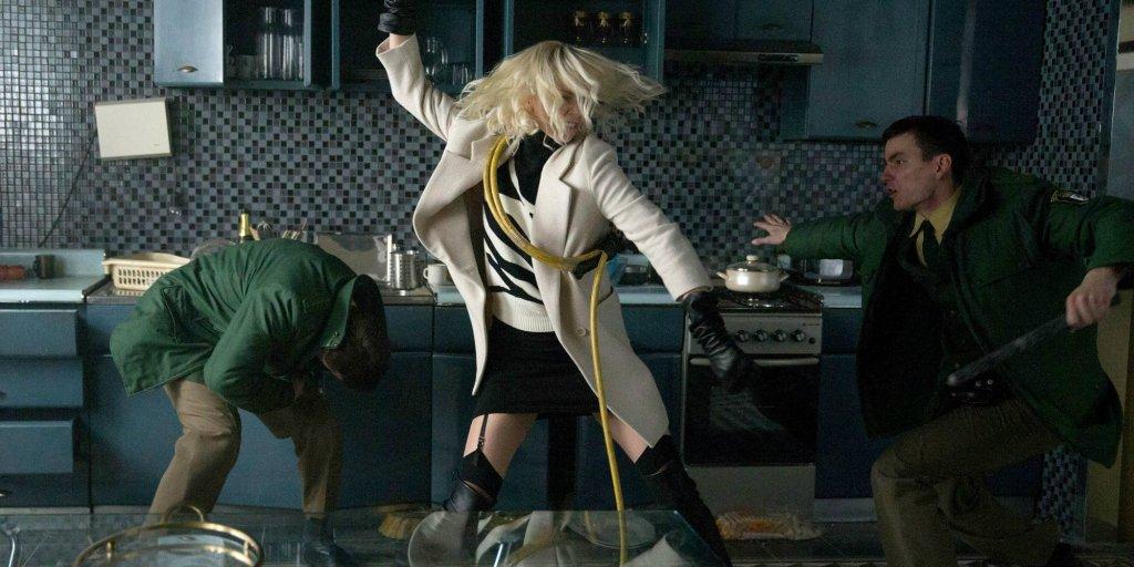 atomic blonde charlize theron spy movies