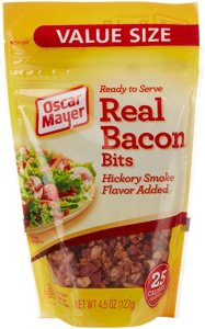 bacon bits Oscar Mayer