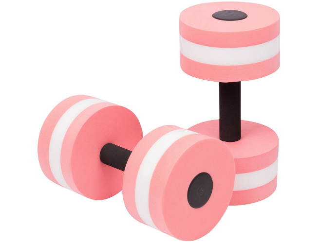 Water Dumbells