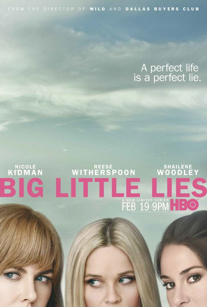 big little lies nicole kidman reese witherspoon emmy awards