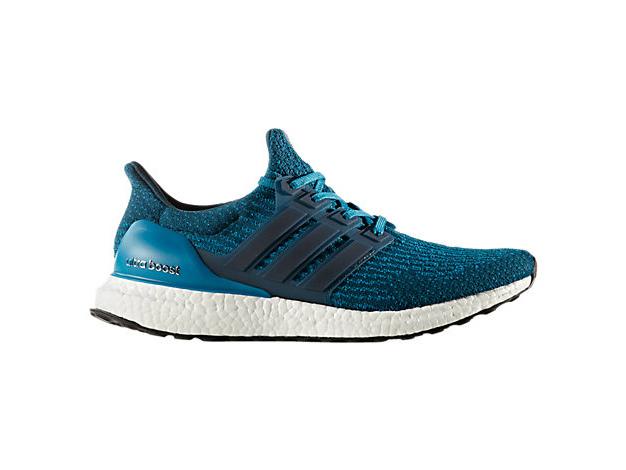 Blue Adidas Ultra Boost