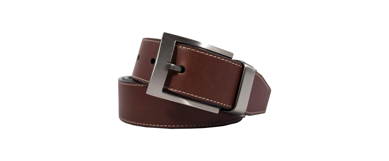 mens brown belt Swiss Gear Target