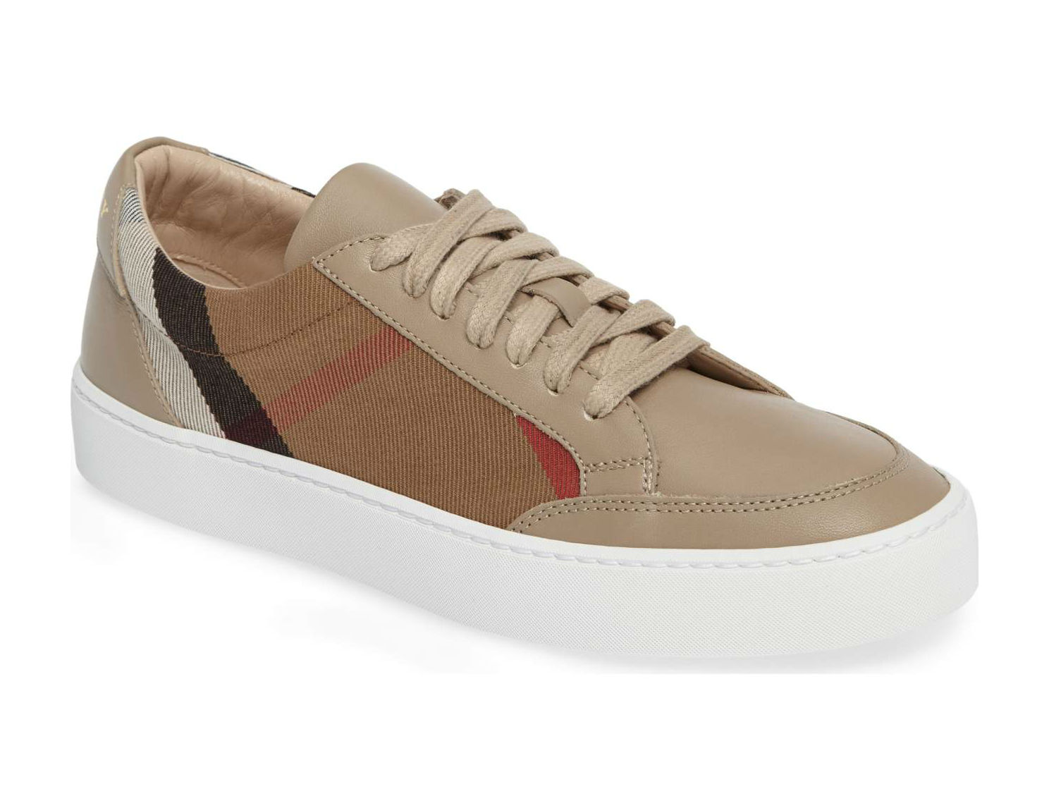 The Burberry Salmond Sneakers Perfect