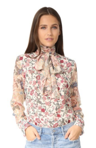 blouse chloe