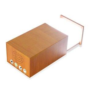 bluetooth speaker desk lamp dorm room