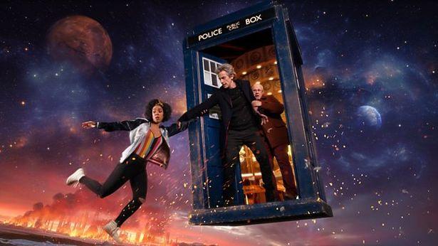 doctor who season ten stream online