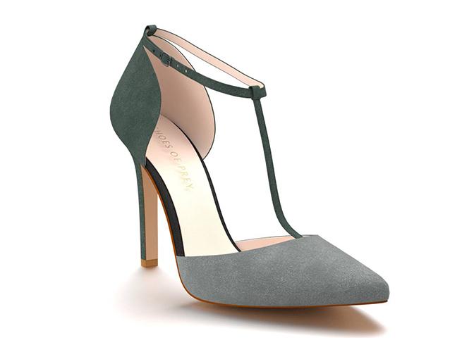 Shoes of Prey T-Strap Pump