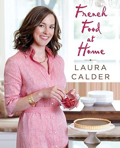 French cookbook Laura Calder