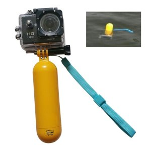 camera handle underwater