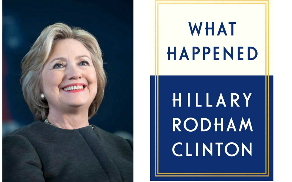 hillary clinton what happened book