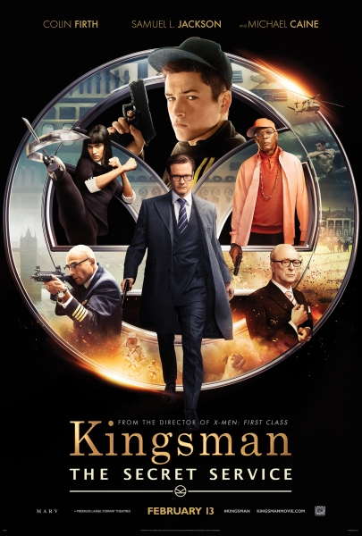 kingsman colin firth spy movie