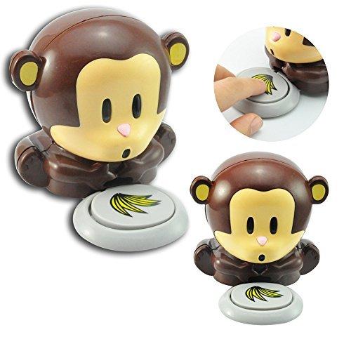 Monkey Nail Polish Dryer Lady Up