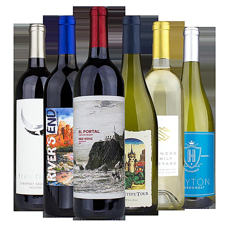 online wine club